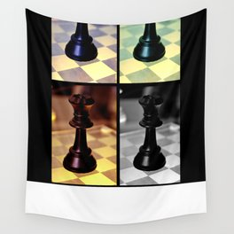 Game: Chess Wall Tapestry