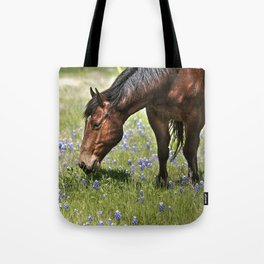Don't Eat The Bluebonnets Tote Bag