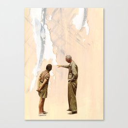 Watching Paint Dry Canvas Print