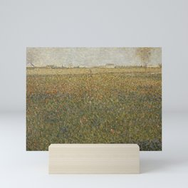 Georges Seurat - La Lucerne Mini Art Print