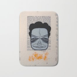 Responsibility Is For Losers Bath Mat