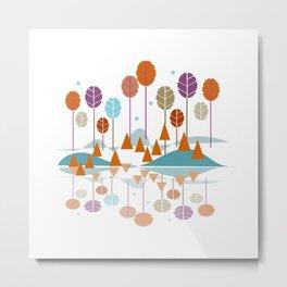 Autumn Vibes #society6 #buyArt #decor Metal Print