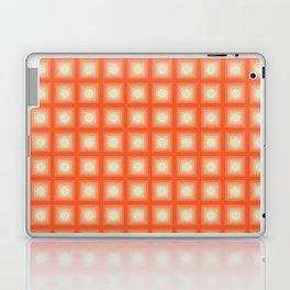 ORANGE CUBES Laptop & iPad Skin