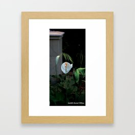 An rioct elves 2 (le royaume des elfes 2) Framed Art Print