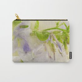 Cape Plumbago #19 Carry-All Pouch