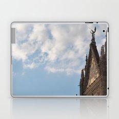 Siena cathedral at sunset Laptop & iPad Skin