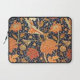 William Morris Cray Floral Art Nouveau Pattern Laptop Sleeve