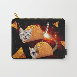 Taco Cats Space Carry-All Pouch