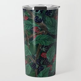 Blackberry Bonanza Travel Mug