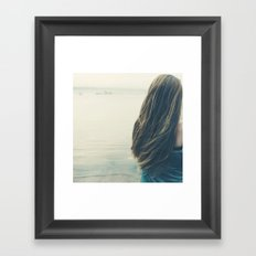 and so it was Framed Art Print