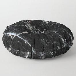 Black Marble Edition 1 Floor Pillow