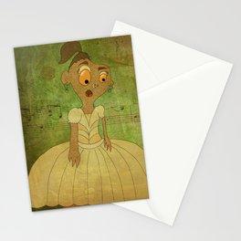 Princess Zibbo (Princess Monsters A to Z) Stationery Cards