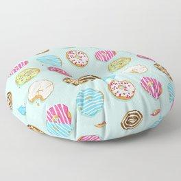 Sweet donuts Floor Pillow