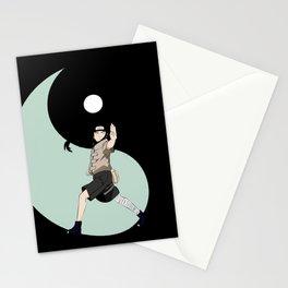 hyuga neji Stationery Cards