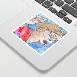 Senator Elizabeth Warren Sticker
