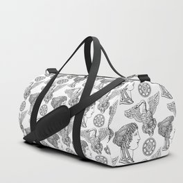 Empire Style Pattern Duffle Bag