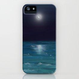 Sea in the Dark iPhone Case