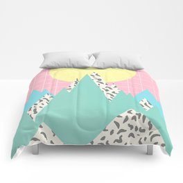 Memphis Mountains Comforters