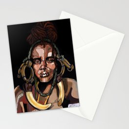 Africa '92 Stationery Cards