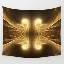 Golden Spiral Wall Tapestry