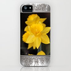 Trumpet Daffodil named Exception Slim Case iPhone (5, 5s)