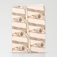 cake Stationery Cards featuring Cake by Lisa Romero