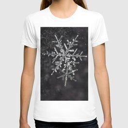 Two Snowflakes T-shirt