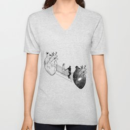 The way i loved your fantasy. Unisex V-Neck