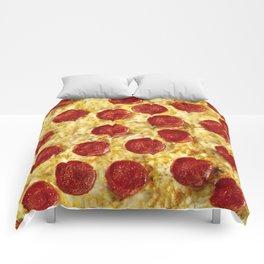 Who Wants Pizza? Comforters