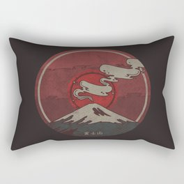 Fujisan Rectangular Pillow