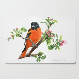 Orchard Prince by Teresa Thompson Cutting Board