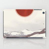 iceland iPad Cases featuring Vintage Iceland by jordanwlee.com