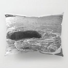 Porthmelgan beach Pillow Sham