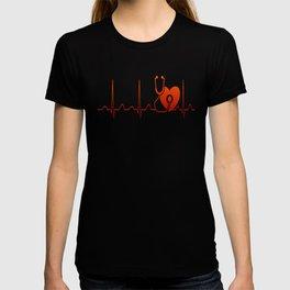 DOCTOR HEARTBEAT T-shirt