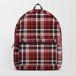 Christmas Plaid 9 Backpack