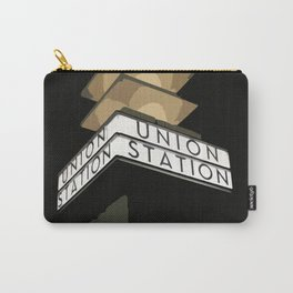 Union Station 2 Carry-All Pouch