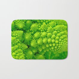 Broccosaurus Bath Mat
