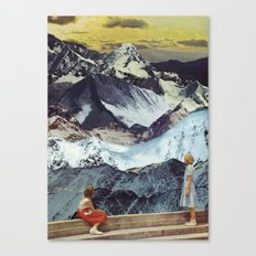 RANGES Canvas Print
