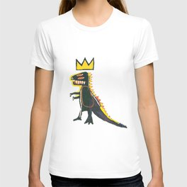 Dinosaur: Homage to Basquiat T-Shirt