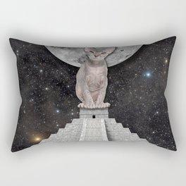 THE CAT Rectangular Pillow