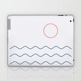 La Mer (Jour) Seascape Laptop & iPad Skin