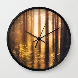 Take me! Wall Clock