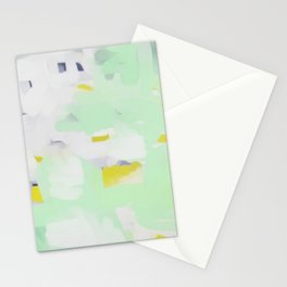 Foggy morning Stationery Cards