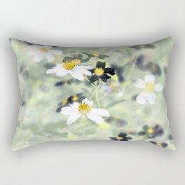 Wild Flowers XV Rectangular Pillow