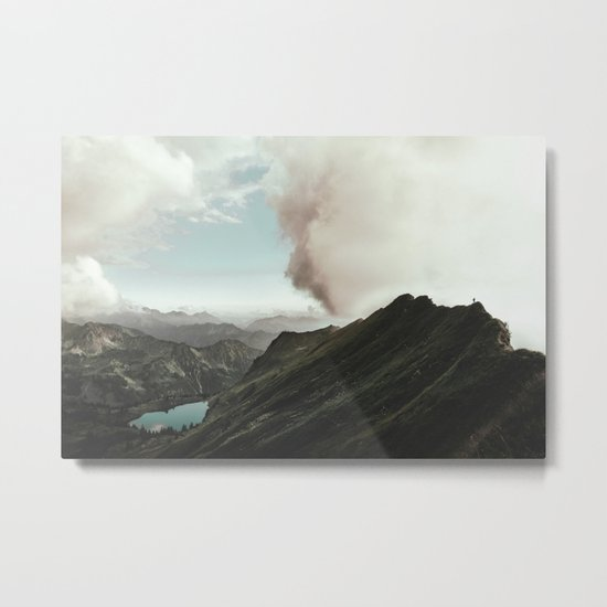 Far Views - Landscape Photography Metal Print