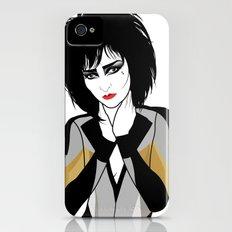 Siouxsie Sioux Slim Case iPhone (4, 4s)