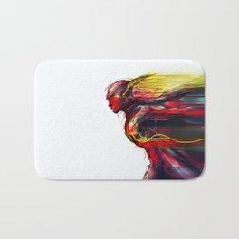 Reverse Flash Bath Mat