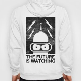 The Future Is Watching Hoody