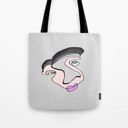 Lean on  Tote Bag
