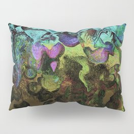 The Way of the Abyss Pillow Sham